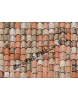 Roof Tiles N°06 Natural