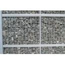Gabion wall (2x4 units) N°05