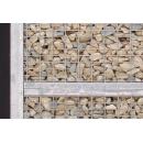 Mur de Gabion (3x3 mods) N°03