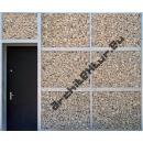 Gabion wall (3x3 units) N°03