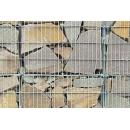 Gabion wall (3x8 units) N°06 stones