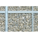 Gabion wall (4x3 units sunny) N°04