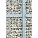 Mur de Gabion (4x3 mods) N°04