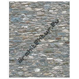 Mur de pierre N°01