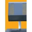Steel bench N°01
