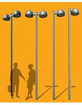Lamp post N°18