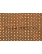 Corten steel board N°04 Perforated plate