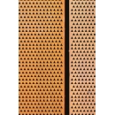 Corten Steel Board N°10 perforated