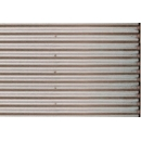 Metal board N°09 Inox