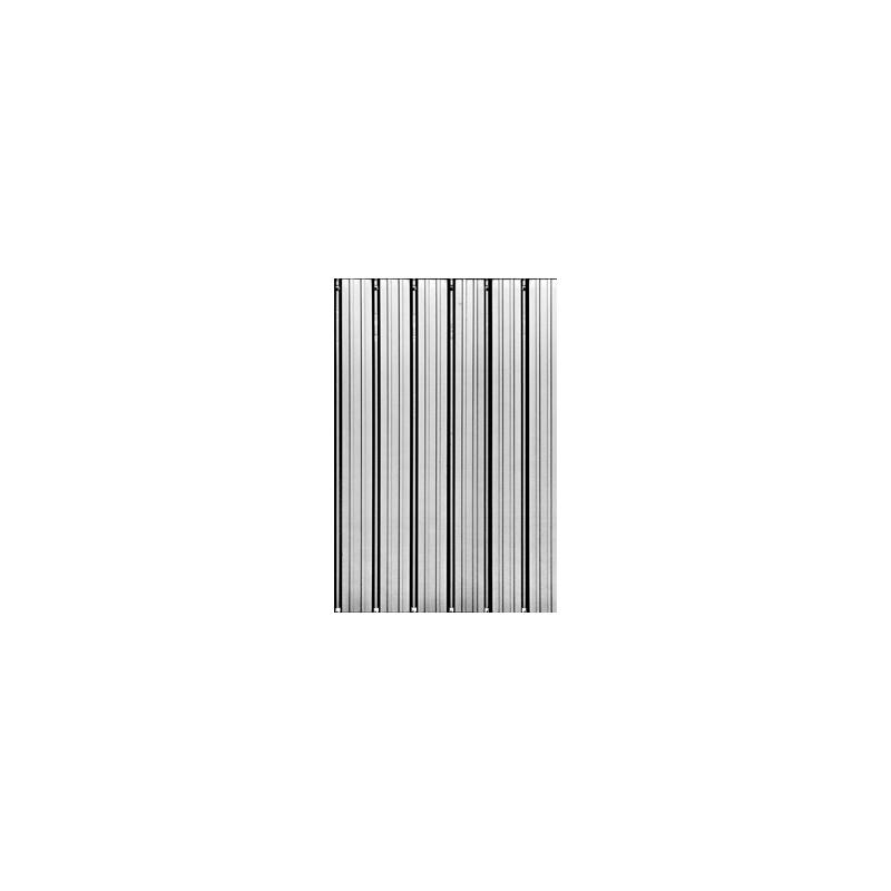 bardage metal n 14 bac acier. Black Bedroom Furniture Sets. Home Design Ideas