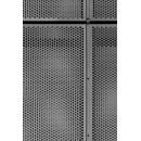 Metal board N°16 peforated plate
