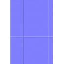 Metal board N°18 copper