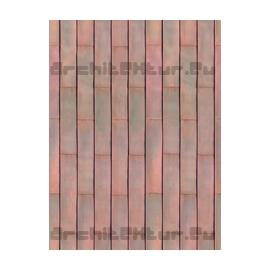 Copper cladding texture