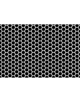 Perforated metal plate N°03 Decoration plate