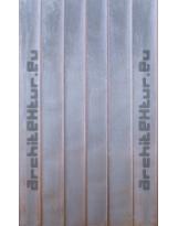 Zinc cladding