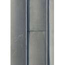 Zinc boarding N°09 anthracite