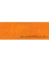 Concrete wall N°22 Orange