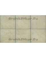 Paving stones N°16 yellow sandstone