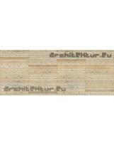 Wood boarding N°06 horizontal