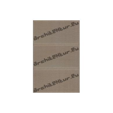 Bois Panneaux Perforés N°02 acoustique