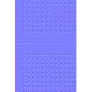 Perforated wood panel N°02