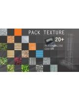 Pack Textures sur Mesure 20-29