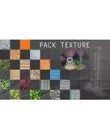 Total all textures Pack