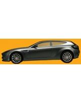 Aston Martin Bertone Profil