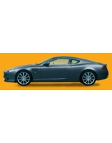 Aston Martin DB 9 Profil