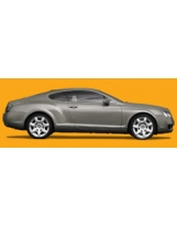 Bentley GT Profil