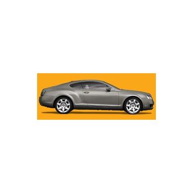 Bentley GT Profil