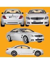 Mercedes 4 vues