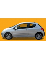 Peugeot 207 Profil