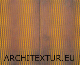 texture acier corten n 04 perfor architextur. Black Bedroom Furniture Sets. Home Design Ideas